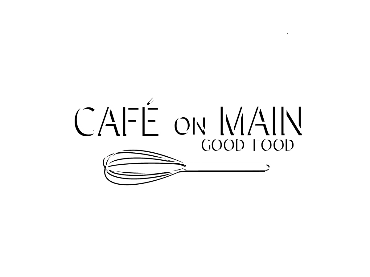 Cafe on Main - Homepage